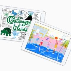 iPad Everyone Can Create photos 03272018 240x240 - Apple pripravuje dva nové iPady, vrátane nového mini