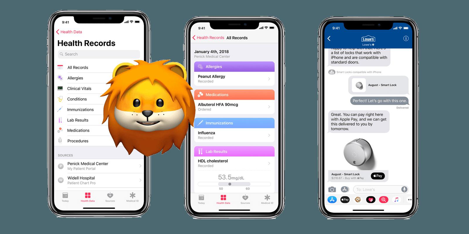 ios 11 3 - Apple uvoľnil šiestu beta verziu iOS 11.3 pre developerov