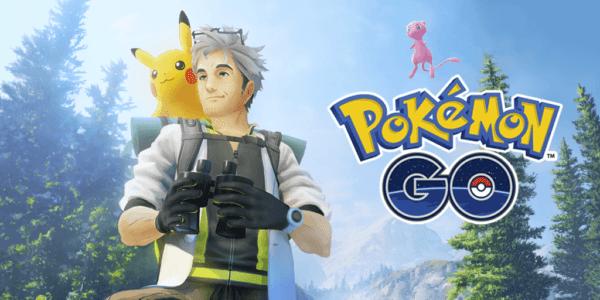 pokemon go research 600x300 - Pokémon GO pridáva podporu pre questy a mýtických Pokémonov
