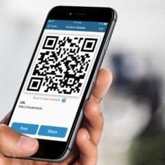 qr 240x240 - Čtečka QR kódů v iOS obsahuje chybu, která může dostat uživatele na podvodné stránky
