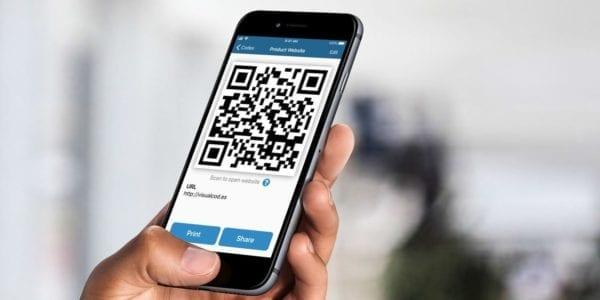 qr 600x300 - Čtečka QR kódů v iOS obsahuje chybu, která může dostat uživatele na podvodné stránky