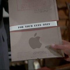 Apple For Your Eyes Only 240x240 - Na veřejnost unikl zastrašující dopis zaměstnancům Applu o leakování informací