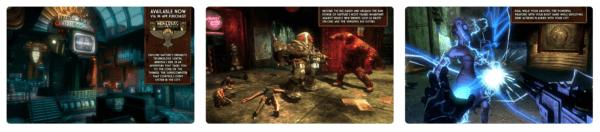 Bioshock2 600x132 - Zlacnené aplikácie pre iPhone/iPad a Mac #14 týždeň