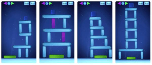 Bubble Tower 2 600x258 - Zlacnené aplikácie pre iPhone/iPad a Mac #15 týždeň