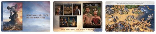 Civilization VI 600x132 - Zlacnené aplikácie pre iPhone/iPad a Mac #17 týždeň