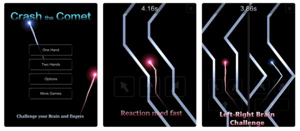 Crash the Comet 600x263 - Zlacnené aplikácie pre iPhone/iPad a Mac #17 týždeň