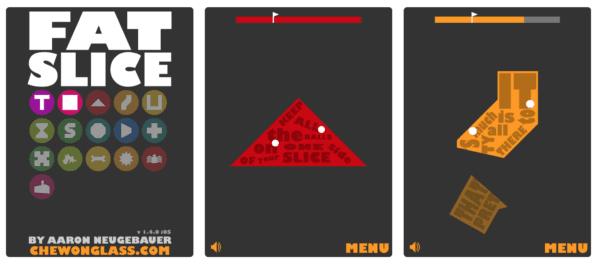 Fat Slice 600x266 - Zlacnené aplikácie pre iPhone/iPad a Mac #14 týždeň