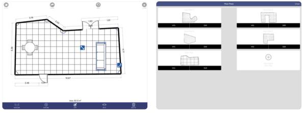 Floor Plan App 600x223 - Zlacnené aplikácie pre iPhone/iPad a Mac #14 týždeň