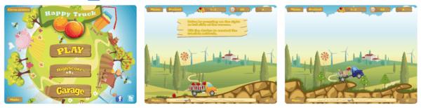 HappyTruck 600x154 - Zlacnené aplikácie pre iPhone/iPad a Mac #17 týždeň