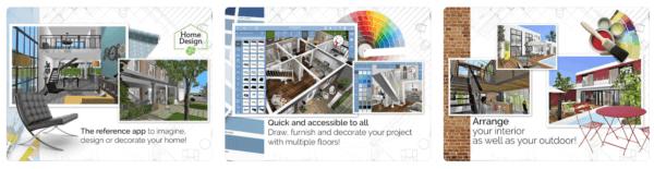 Home Design 3D GOLD 600x155 - Zlacnené aplikácie pre iPhone/iPad a Mac #15 týždeň