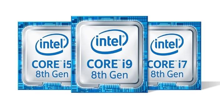 Intel Coffee Lake Core i9