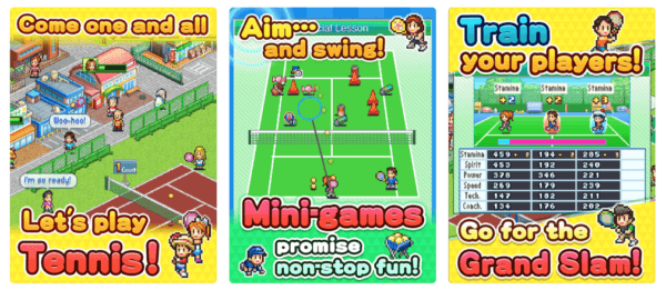 Tennis Club Story 600x261 - Zlacnené aplikácie pre iPhone/iPad a Mac #17 týždeň