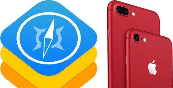 WebKit PRODUCTRED iPhony 600x307 - Apple plánuje nové produkty, červené iPhony možná už tento měsíc...
