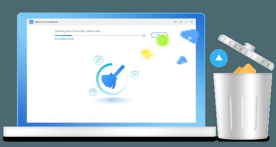 image 1 - iMyFone TunesFix - jednotné riešenie pre všetky vaše problémy s iTunes