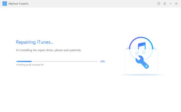 image 3 600x371 - iMyFone TunesFix - jednotné riešenie pre všetky vaše problémy s iTunes