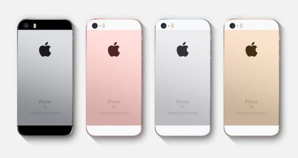 iphone se press nowat 600x318 - Apple prestal predávať iPhone SE, iPhone 6s a iPhone X