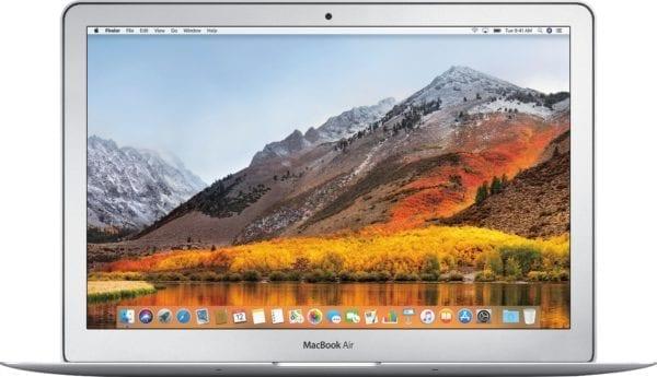 macbook air macos high sierra 600x345 - Nový MacBook Air sa odkladá, uvidíme ho zrejme až koncom roka