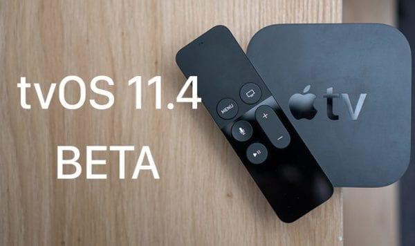 tvOS 11.4 beta 600x356 - Své beta verze se dočkala i Apple TV - přichází tvOS 11.4 beta 1