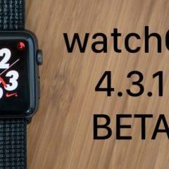 watchOS 4.3.1 beta 240x240 - Po vydání iOS 11.4 beta 1 jsme se dočkali i vydání watchOS 4.3.1 beta 1