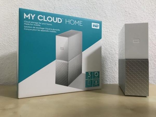 wd mycloud home recenzia2 600x450 - Recenzia: WD My Cloud Home
