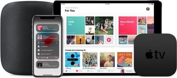 AirPlay 2 600x265 - Apple zveřejnil seznam reproduktorů, které budou podporovat AirPlay 2