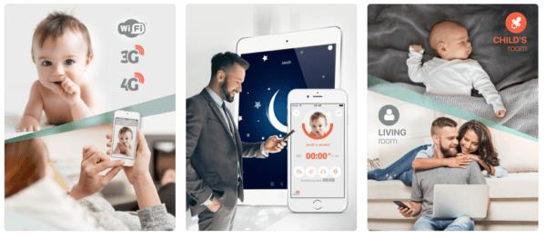 Baby Monitor Annie 600x262 - Zlacnené aplikácie pre iPhone/iPad a Mac #20 týždeň
