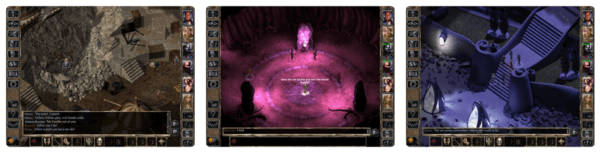 Baldurs Gate II EE 600x153 - Zlacnené aplikácie pre iPhone/iPad a Mac #47 týždeň