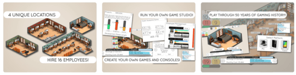 Game Studio Tycoon 2 1 600x152 - Zlacnené aplikácie pre iPhone/iPad a Mac #19 týždeň