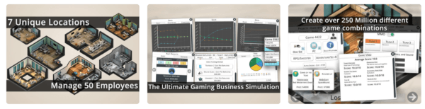 Game Studio Tycoon 3  600x154 - Zlacnené aplikácie pre iPhone/iPad a Mac #33 týždeň