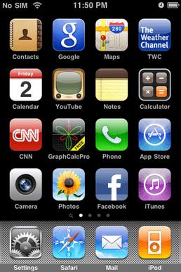 IPhone OS 3 - Okienko do minulosti: História iOS