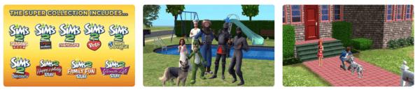 The Sims 2 Super Collection 600x129 - Zlacnené aplikácie pre iPhone/iPad a Mac #39 týždeň