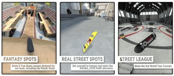 True Skate 600x264 - Zlacnené aplikácie pre iPhone/iPad a Mac #27 týždeň