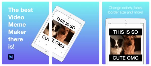 Video Meme Maker 600x263 - Zlacnené aplikácie pre iPhone/iPad a Mac #20 týždeň