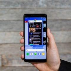 android p theverge preview 240x240 - Google predstavil Android P, požičiava si multitaskingové gestá z iOS