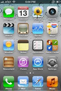 iOS 5 - Okienko do minulosti: História iOS