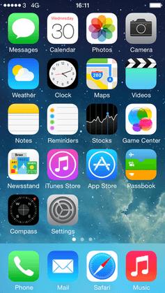 iOS 7 - Okienko do minulosti: História iOS