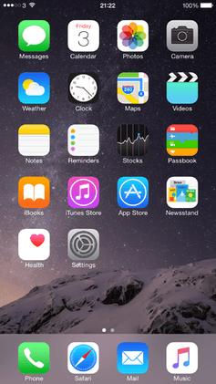 iOS 8 - Okienko do minulosti: História iOS