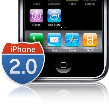iPhone OS 2 - Okienko do minulosti: História iOS