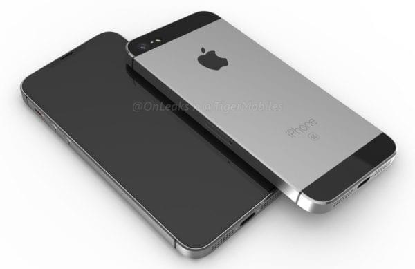 iphone se 2 koncept onleaks