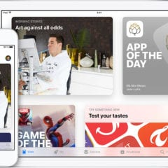 ios11 iphone8 ipad app store hero 240x240 - App Store teraz umožní bezplatné skúšobné verzie + ďalšie zmeny