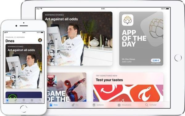 ios11 iphone8 ipad app store hero 600x377 - App Store teraz umožní bezplatné skúšobné verzie + ďalšie zmeny