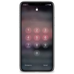 iphone x ios passcode 240x240 - iOS 11.4 bude po týždni blokovať prístup cez USB port, sťaží tak prácu vyšetrovateľom