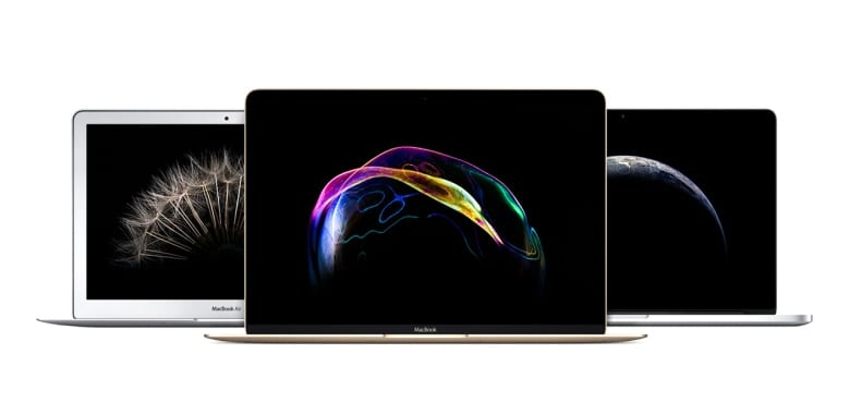 macbook air macbook pro lineup devices 1 - MacBook Pro vs. MacBook Air