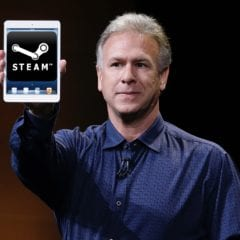 phil schiller steam ipad 240x240 - Phil Schiller vysvetľuje, prečo Apple odmietol Steam Link