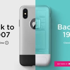 spigen retro cases iphone x 240x240 - Spigen predstavil sériu retro obalov pre iPhone X