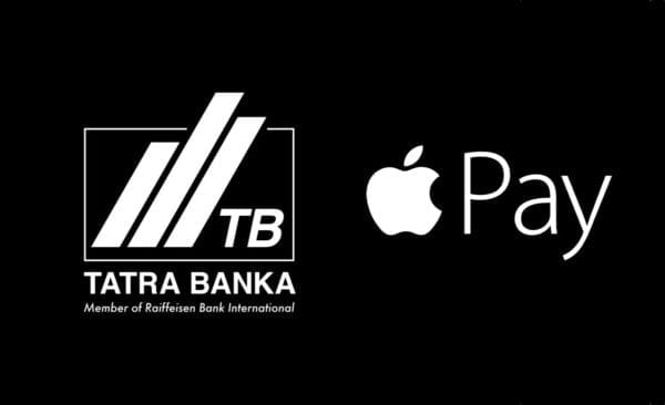 tatra banka apple pay black 600x366 - Tatra banka bude podporovať Apple Pay, služba by mala byť spustená už čoskoro