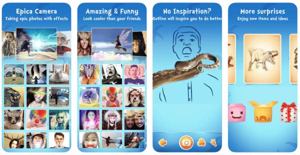 Epica Pro 600x311 - Zlacnené aplikácie pre iPhone/iPad a Mac #23 týždeň