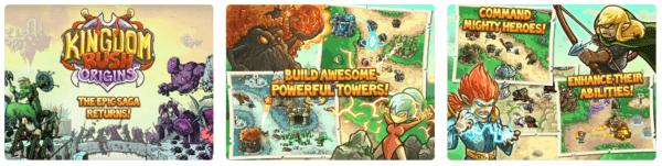 Kingdom Rush Origins 600x151 - Zlacnené aplikácie pre iPhone/iPad a Mac #25 týždeň