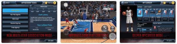 NBA 2K18 600x149 - Zlacnené aplikácie pre iPhone/iPad a Mac #23 týždeň