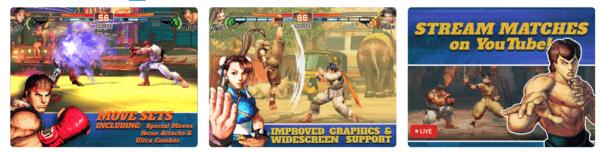 Street Fighter IV CE 600x152 - Zlacnené aplikácie pre iPhone/iPad a Mac #24 týždeň